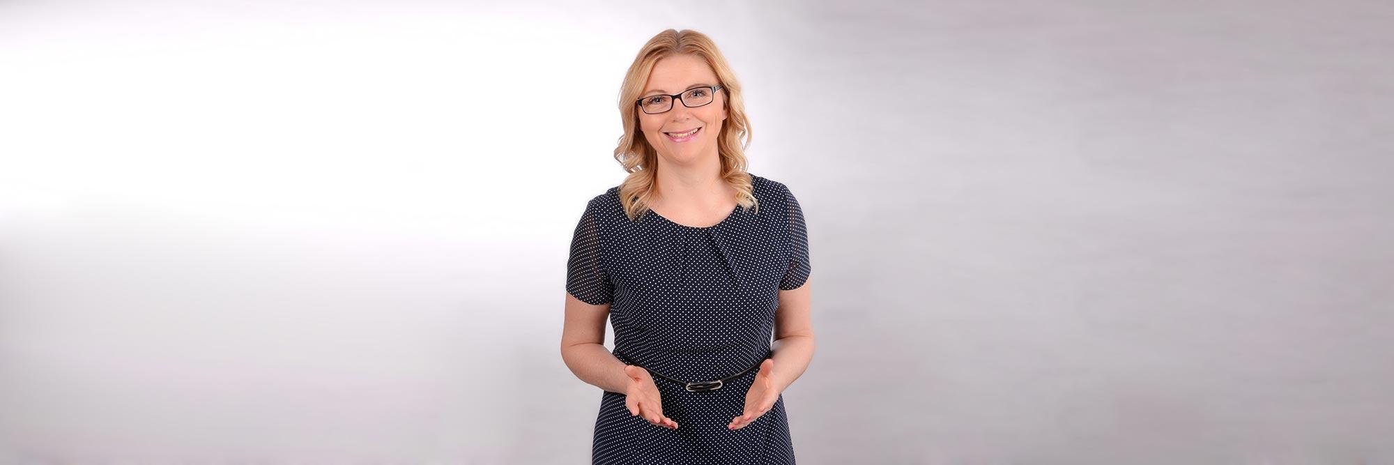 Christina Zehetner hält Impulsvorträge für Fachkräfte