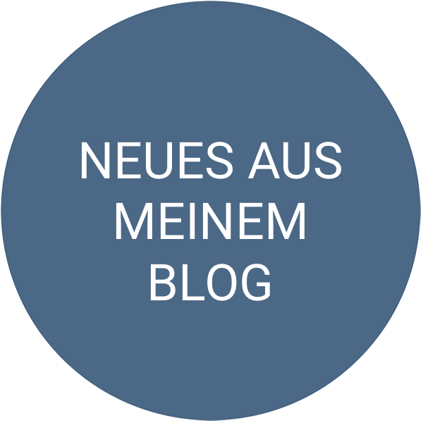 Christina Zehetner stellt den neuesten Blogartikel vor