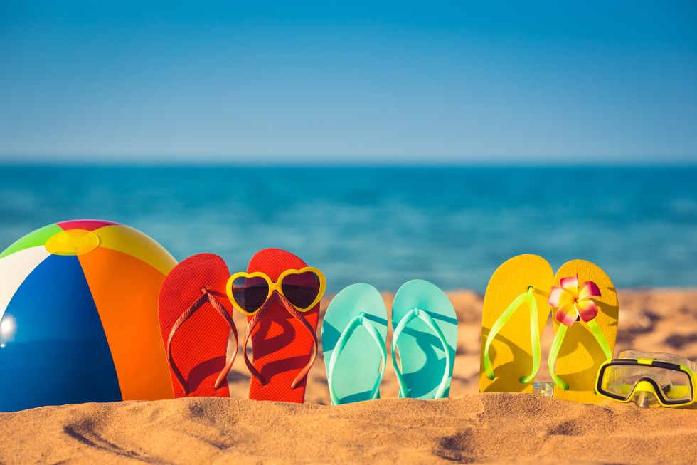 Wie erkennen Sie als Familie, dass Sommerferien sind? Die zehn deutlichsten Merkmale!