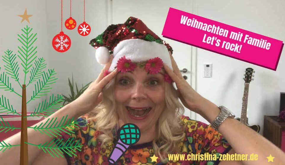 Willkommen im Alltagswahnsinn – Weihnachten mit Familie