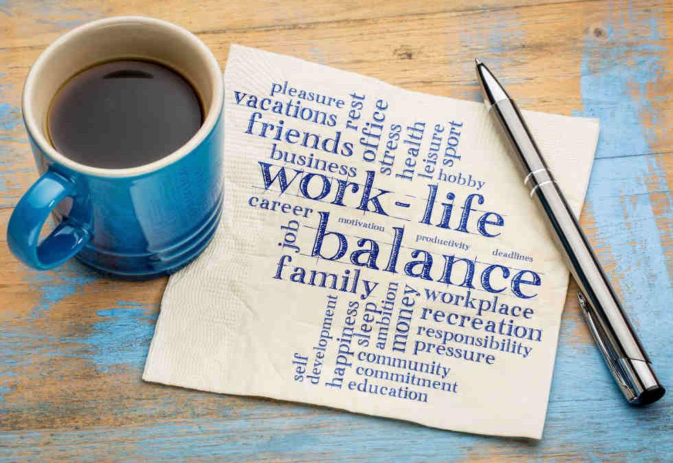 Wie war das doch gleich mit der Work Life Balance für Familien?
