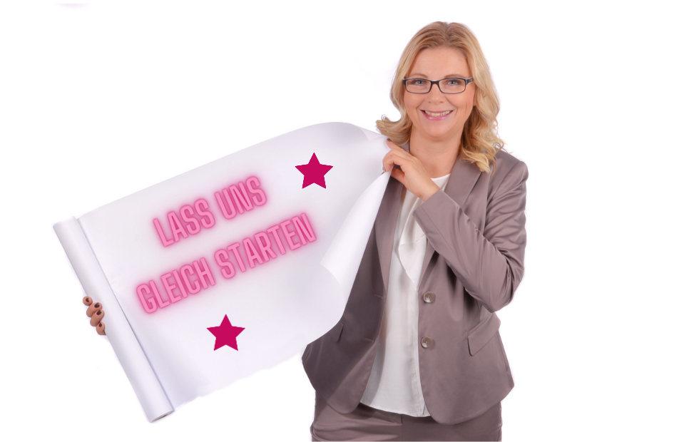 Verweis auf Coaching mit Christina Zehetner - Berufscoaching für Mädchen und Frauen